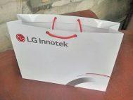 tas kertas promosi Smart Phone LG