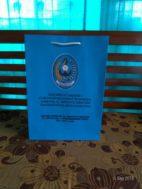 Tas kertas POLRI dan tas kertas TNI