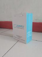 Tas kertas klinik kesehatan dan kecantikan
