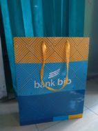 paper bag bank BJB